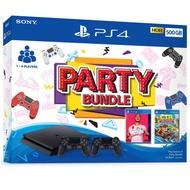 SONY ชุดเครื่องเกมคอนโซล PS4 Party 2 Bundle (500 GB) รุ่น ASIA-00378 ส่งฟรี มีบริการเก็บเงินปลายทาง #playstation #Nintendo #PS4 #xbox #เกมส์ #เกมส์คอนโซล