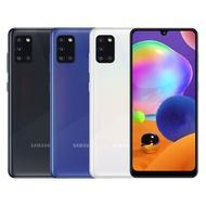 【贈原廠Type C線+便利貼+手機立架】SAMSUNG Galaxy A31 (6GB/128GB) 智慧型手機