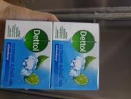 Dettol เดทตอล สบู่แคพทิเวทติ้ง 65กรัม 1ก้อน ชำระล้างและลดการสะสมของแบคทีเรีย