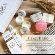 Cream Wd Temulawak Premium Basic Package