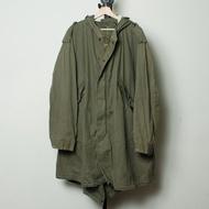 〔古著〕美軍公發 M51 Fishtail Parka / M