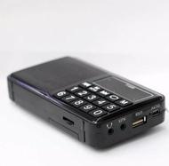 มีแบตในตัว ลำโพง รุ่นT-608 รุ่นเดียวกับ TVDirect Music Box Radio กล่องสวดมนต์ กล่องเสียง ธรรมวิทยุ วิทยุพกพา หูหิ้ว วิทยุธานินทร์ วิทยุธรรมะ วิทยุฟังธรรมะ
