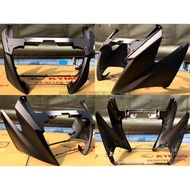 山葉 原廠【FORCE 155 BH6 H殼】車殼 前面板、下導流 前柄、土除、側條、側蓋、後扶手、消光 黑、曜石黑