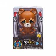 《Feisty Pets》公仔 變臉娃娃4吋 棕熊 東喬精品百貨