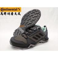 [大自在體育用品] 免運 ADIDAS 愛迪達 登山鞋 GTX 防水 止滑 越野 BC0573 登山鞋