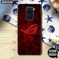 BossKesing - case hp Xiaomi Redmi note 9  - BK03  - Logo hp gaming  Series - Fashion Case - Case Pria - Case Wanita - Softcase - Hardcase - Casing hp - Case hp - Kondom hp - Case Pelindung - kesing hp - Case Murah - Mika hp - Bisa Bayar Ditempat (COD)