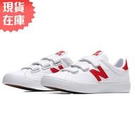 【現貨在庫】 New Balance 210 男鞋 女鞋 休閒 復古 魔鬼氈 帆布 紅 白【運動世界】AM210VWR