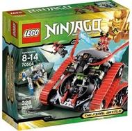 《LEGO樂高積木》← 忍者系列/70504 伽瑪當戰車