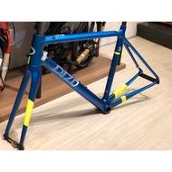(J.J.Bike) DIZO S6 EGO 碳纖維公路車 台灣製造 車架組或搭R7000 R8000 HAWKVI輪組