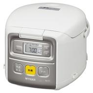 Tiger Rice cooker 3 Go Living Alone ไมโครคอมพิวเตอร์สีขาวสุกสดมินิ JAI-R551-W