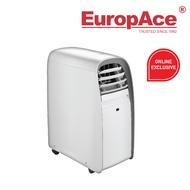 (Bulky) EuropAce EPAC 12T3 3-In-1 Portable Aircon/ Fan/ Dehumidifier