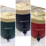 鎰滿(一體成型不銹鋼內膽保溫冷熱飲桶13L  )YM-0330保溫茶桶/飲料桶/茶桶