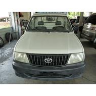 2005年豐田瑞獅貨車手排汽油1.8