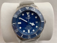 TUDOR Pelagos Blue Dial Diving Watch 25600TB-0001