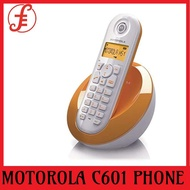 MOTOROLA C601 DIGITAL CORDLESS DECT PHONE (C601)