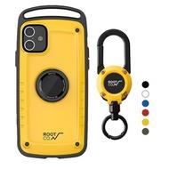 日本 ROOT CO.│iPhone 11 Gravity Pro 單掛勾+360度旋轉登山扣 - 共六色