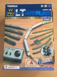 日本 N規 LT MYPLAN 軌道控制器組 基本組合 TOMIX 90947 線路組 電車 鐵道