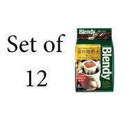 味之素AGF  Blendy AGF Blendy滴發球擊特殊配方的8袋×12件