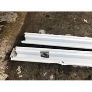 3.3米白鐵水溝(10公分寬)、白鐵截油槽、鈻製水溝蓋、截油槽、排水溝、水溝油污處理、不鏽鋼排水糟、排水溝糟、厨房白鐵水