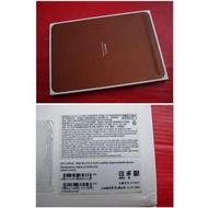 ※聯翔通訊 二手品 皮革護套,適用於 10.5 吋 iPad Pro 淺褐色 原廠盒裝 原價4490 ※換機優先