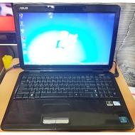 阿曼達小舖╯二手筆電 華碩 ASUS K50IN CPU T4300/2G記憶體/160G硬碟 雙核/獨顯@3990含運