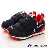 日本月星Moonstar機能童鞋HI系列寬楦頂級學步鞋款1215深藍(寶寶段) 618購物節