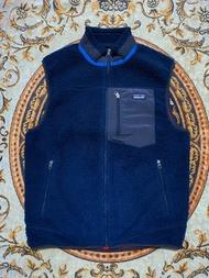 patagonia (13's) retro x vest size:M