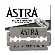*Dolcevita* 現貨。Astra Superior Platinum雙面安全刀片 老式刮鬍刀片
