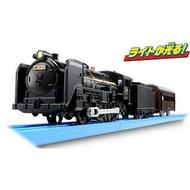 【預購】Plarail Takara Tomy 湯瑪士小火車 電動軌道火車系列 鐵道王國 S-28 隨著光 D51機組200型蒸汽機車【星野日本玩具】