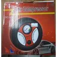 車用 可攜式 空壓機 充氣機