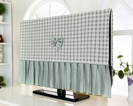 matress protectorHigh-End LCD TV Cover Screen Dustproof Protective Cover TV Cover Towel4050Hanging55 60 65Inch dian shi