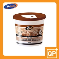 V-TECH VT-462 All Purpose Wood Filler/ VT460 Putty Filler (0.5kg)