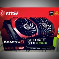 微星 msi GTX 1080ti gaming X 11G 非礦卡 已註冊4年保GTX1080ti GTX 1080