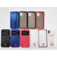 Samsung A51 Silicone Case & Flip Cover