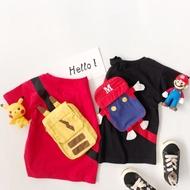 超級瑪莉 皮卡丘 立體背包 短袖T恤  💡 💡燈燈 🌸🌸春夏新品上市 🐣一起團團購🐣