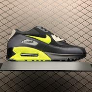 จริง Nike Air Max 90 Essential board shoes Men's shoes High help low help Off-road