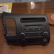 Civic 8 原廠音響主機 含原廠面板