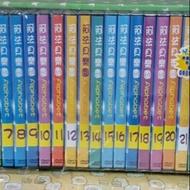 YOYO 阿法貝樂園英文DVD全輯27片
