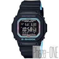 新貨即日發送可的卡西歐G打擊太陽能電波鐘表人手錶GW-M5610PC-1JF Phaze-one