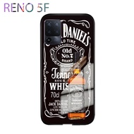 Casing Ponsel OPPO Reno 5F / OPPO A94 2021 5G - IC048 - Pelindung Belakang TPU OPPO Reno5 F / OPPO A94 2021 5G