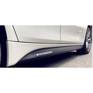 BMW 碳纖維側裙貼 車身貼膜 側裙保護膜 G30 F10 F20 F30 F32 F36