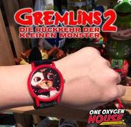 日本 Gremlins 小魔怪 手錶 Gizmo 小精靈 卡通 錶 代購
