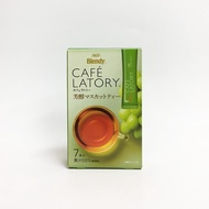 AGF Blendy芳醇水果茶-葡萄/蘋果/葡萄柚/桃子 7杯份入