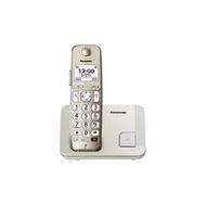有優惠價【NO.1 冠軍家電】全新 Panasonic 國際牌 KX-TGE210 數位無線電話 大字鍵 2保固