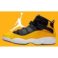 Air Jordan 6 RIngs 六冠王 李小龍配色