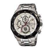 Casio Edifice รุ่น EFR-539D-7AV สินค้าขายดี นาฬิกาข้อมือผู้ชาย สายสแตนเลส (สินค้าใหม่ล่าสุด)