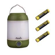 Fenix CL23 Neutral White & RED LED Camping โคมไฟเต็นท์ไฟฉายสดสีเขียว