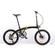 Camp snoke Shimano 105 11speed hollow crankset folding bike 451 wheeslet new ready stock