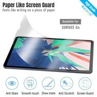 Microsoft Surface Go Go 2 Paperlike Antigores Screenguard Anti-scratch Glare Screen Guard Protector