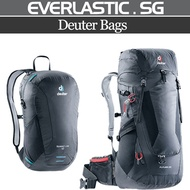 Deuter / Everlastic / Evr / Bag / Backpack / School bag / Sports / Hiking / Travel